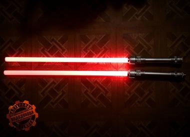 Двойной меч Дарта Мола
