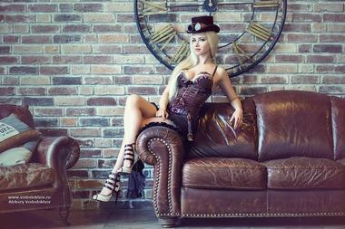 Алена Никонорова Steampunk