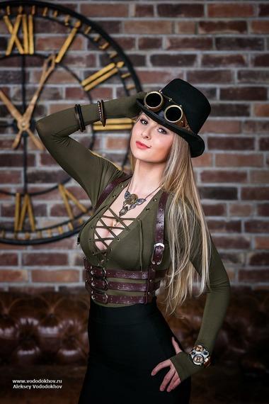 Катерина Самоцкая STEAMPUNK