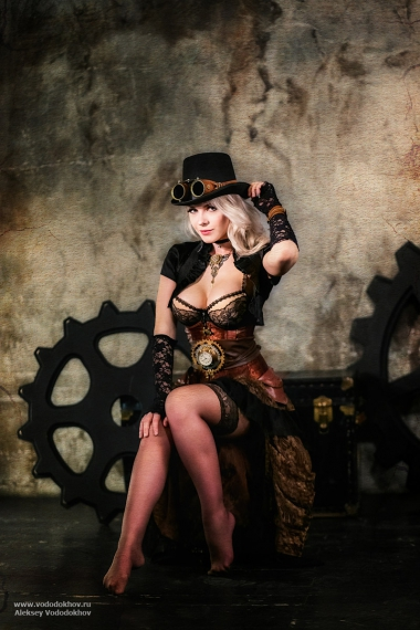 captain_irachka steampunkgirl, Студия, ирина пирожникова