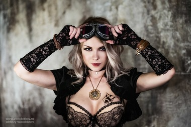 captain_irachka steampunkgirl