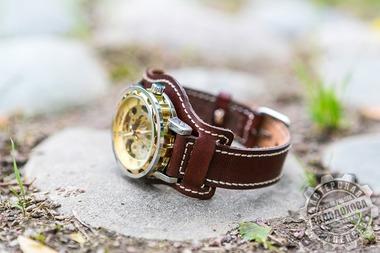 Часы мужские кожа, Изделия из кожи на заказ