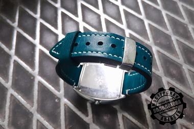 Часы с ремешком из кожи, Изделия из кожи на заказ