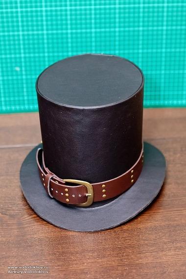 Шляпа, Стимпанк изделия, ручная работа