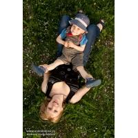 Марина и Миша